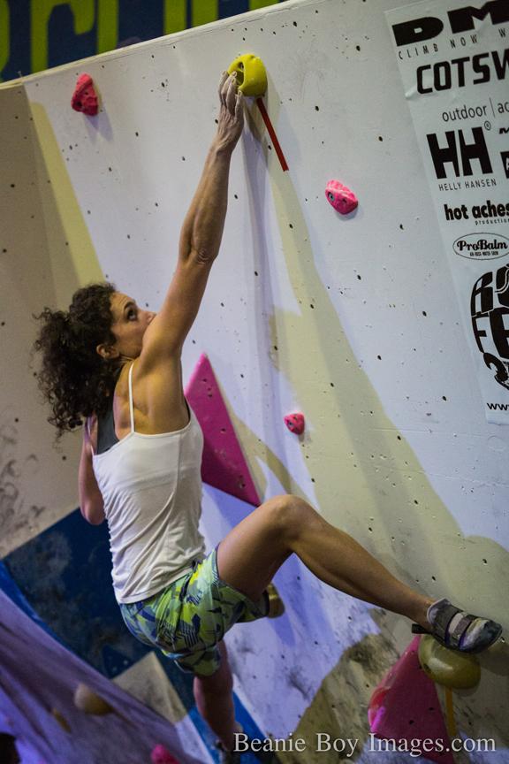 Naomi crushing at the 2013 ROCfest