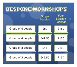 Bespoke workshop